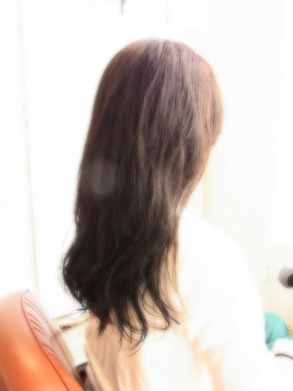 スタイリング簡単プレミアムスーパーカット☆☆☆☆☆&パーマロング☆ヘアスタイル☆のサムネイル