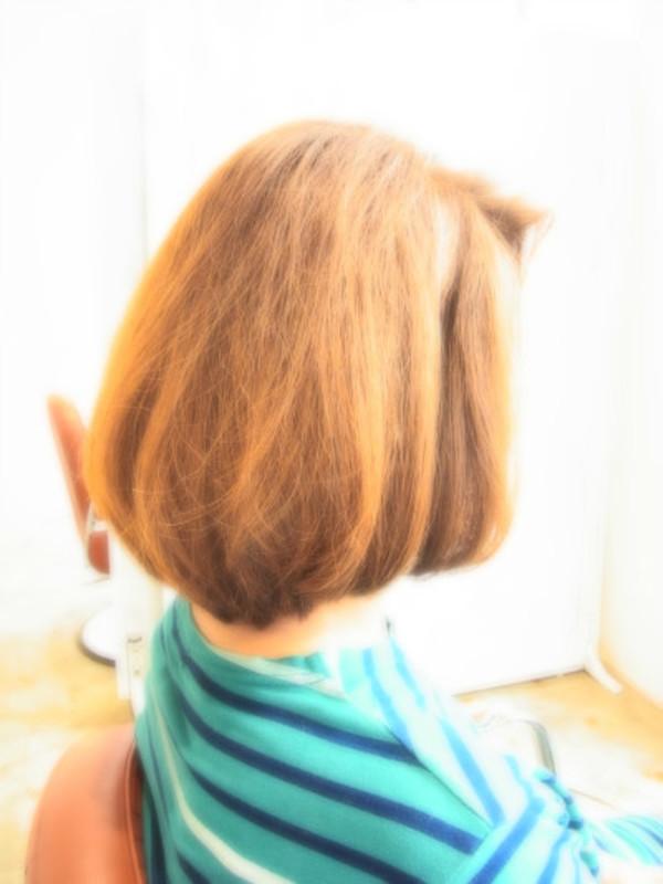 スタイリング簡単プレミアムスーパーカット☆☆☆☆☆&前上がりBOB☆ヘアスタイル☆のサムネイル