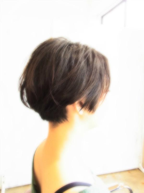 スタイリング簡単プレミアムスーパーカット☆☆☆☆☆&セクシーショートヘアスタイル☆のサムネイル