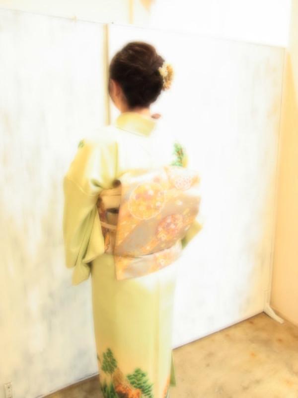 着物☆着付け☆UP☆結婚式☆パーティー☆お茶会☆入学式☆卒業式☆ヘアアレンジ☆のサムネイル
