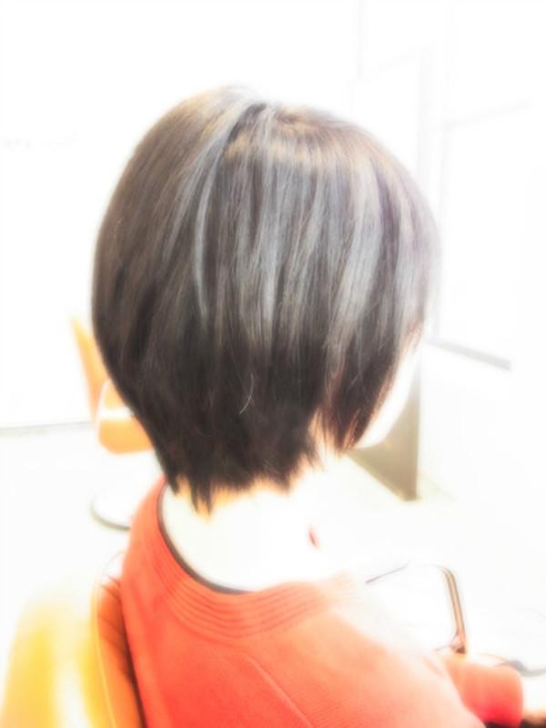 スタイリング簡単プレミアムスーパーカット☆☆☆☆☆&ショートBOB☆ヘアスタイル☆のサムネイル