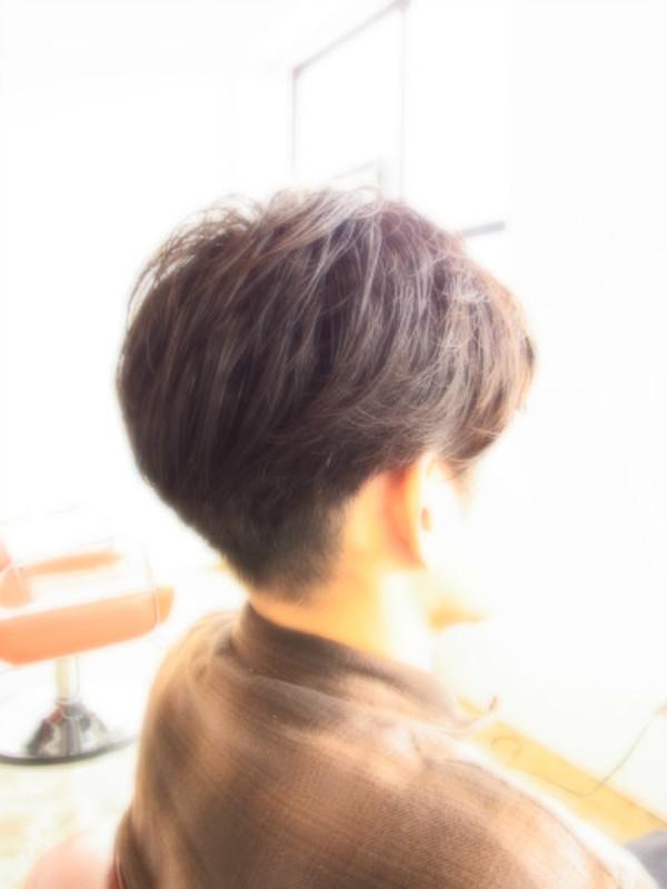 スタイリング簡単プレミアムスーパーカット☆☆☆☆☆&ショート☆ヘアスタイル☆のサムネイル