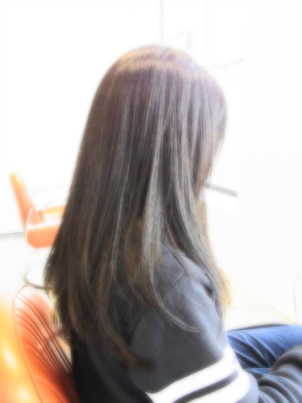 スタイリング簡単プレミアムスーパーカット☆☆☆☆☆&ナチュラルロングヘアスタイル☆のサムネイル