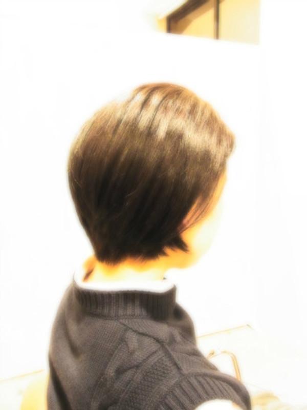 スタイリング簡単プレミアムスーパーカット☆☆☆☆☆&ショート☆BOB☆ヘアスタイル☆のサムネイル