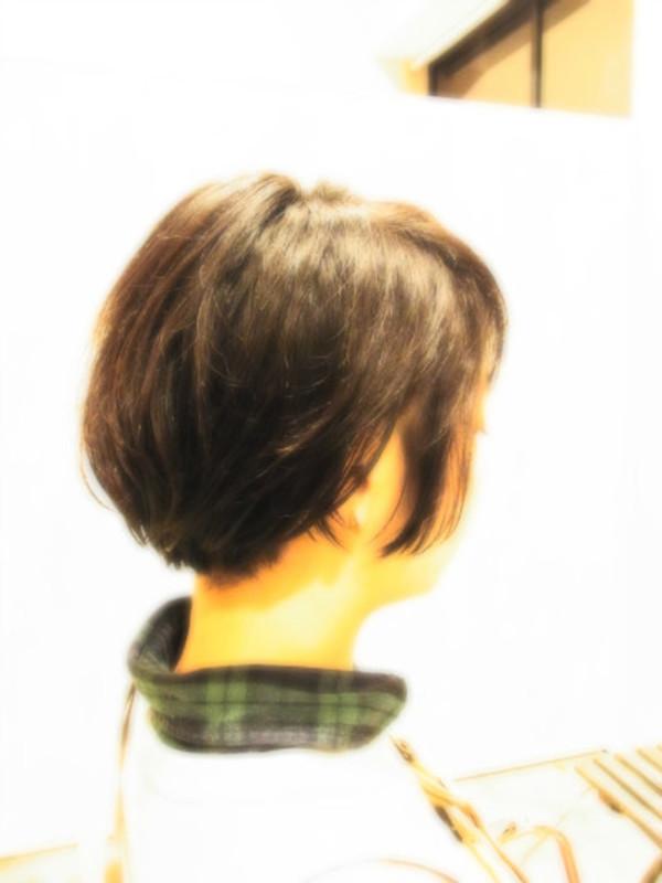 スタイリング簡単プレミアムスーパーカット☆☆☆☆☆&カジュアルShortヘアスタイル☆のサムネイル