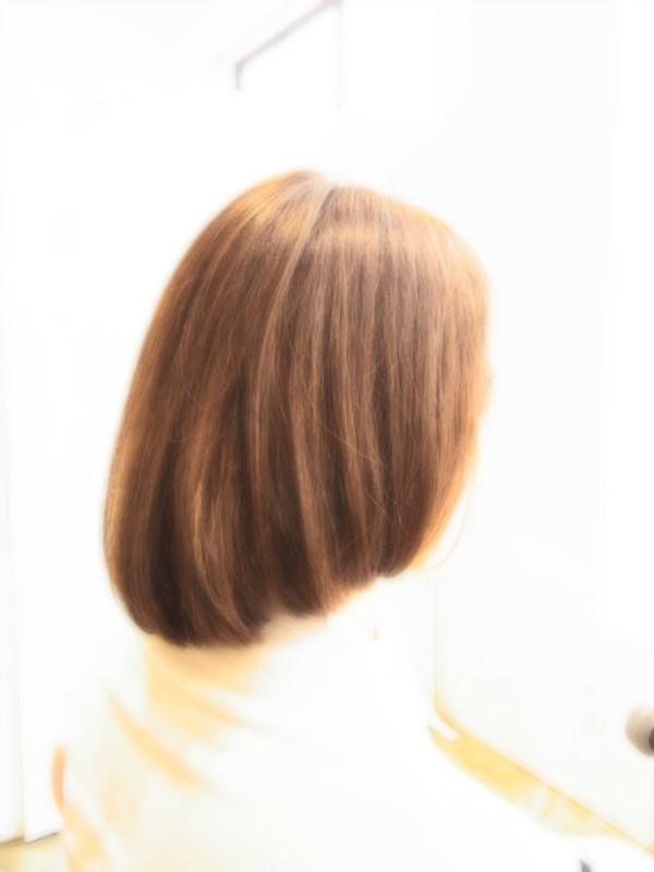 スタイリング簡単プレミアムスーパーカット☆☆☆☆☆&ミディアムヘアスタイル☆のサムネイル