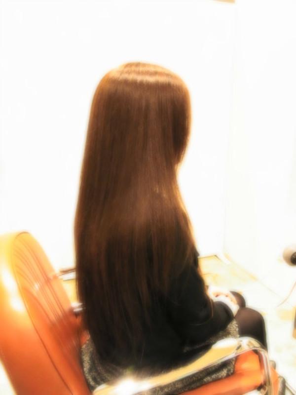 スタイリング簡単プレミアムスーパーカット☆☆☆☆☆&スーパーロングヘアスタイル☆のサムネイル