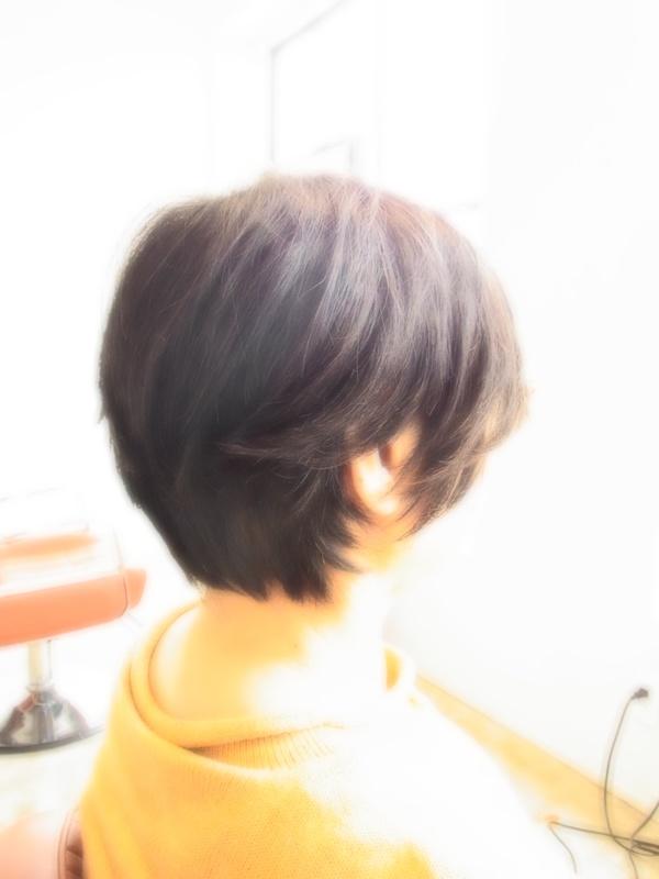 スタイリング簡単プレミアムスーパーカット☆☆☆☆☆&フェミニンShortヘアスタイル☆のサムネイル
