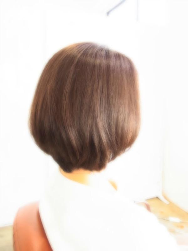 スタイリング簡単プレミアムスーパーカット☆☆☆☆☆&フェミニンBOB☆ヘアスタイル☆のサムネイル