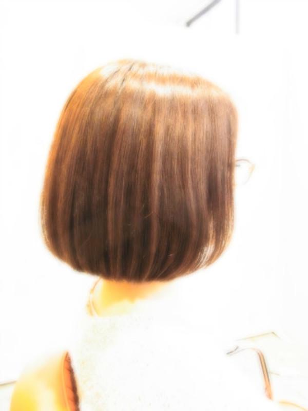 スタイリング簡単プレミアムスーパーカット☆☆☆☆☆&上品BOB☆ヘアスタイル☆のサムネイル
