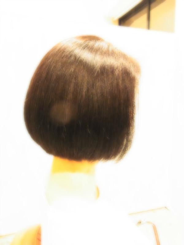 スタイリング簡単プレミアムスーパーカット☆☆☆☆☆&シンプルBOB☆ヘアスタイル☆のサムネイル