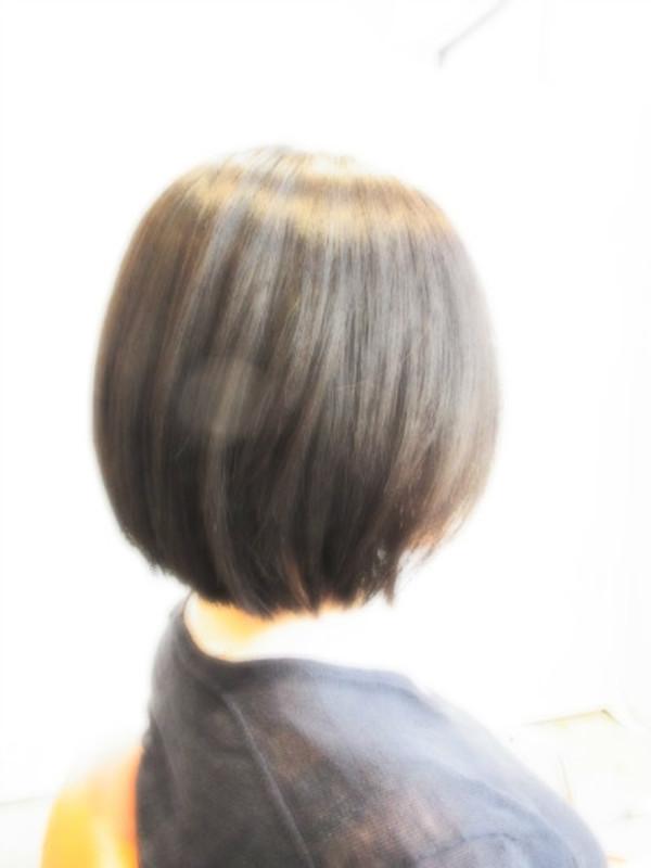 スタイリング簡単プレミアムスーパーカット☆☆☆☆☆&ストレートBOB☆ヘアスタイル☆のサムネイル