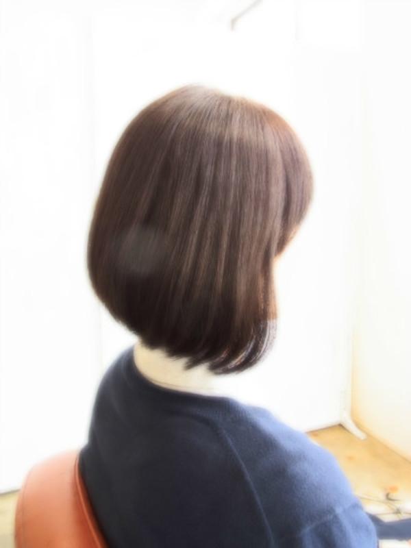 スタイリング簡単プレミアムスーパーカット☆☆☆☆☆&後ろ上がりボブ☆ヘアスタイル☆のサムネイル