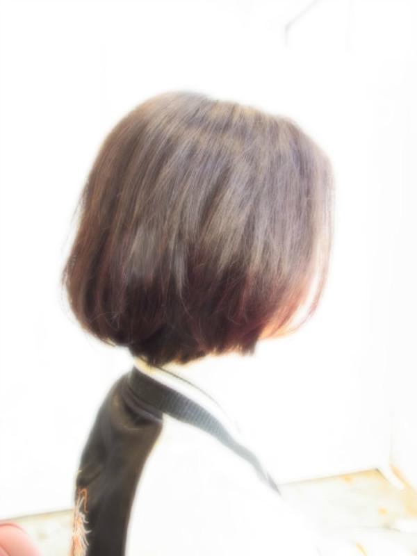 スタイリング簡単プレミアムスーパーカット☆☆☆☆☆&カジュアルBOB☆ヘアスタイル☆のサムネイル