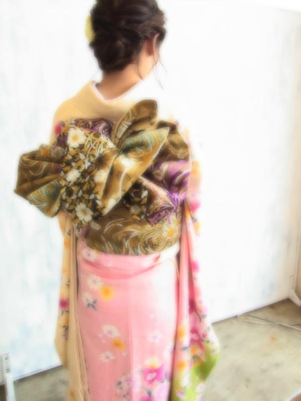 着付け☆振袖☆UP☆イベント☆結婚式☆パーティー☆ヘアアレンジ☆成人式☆のサムネイル