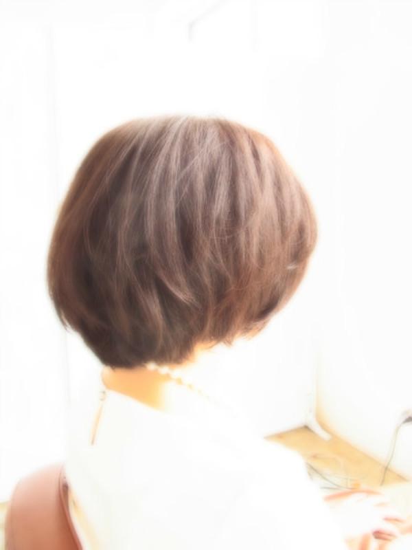 スタイリング簡単プレミアムスーパーカット☆☆☆☆☆&マッシュショートヘアスタイル☆のサムネイル
