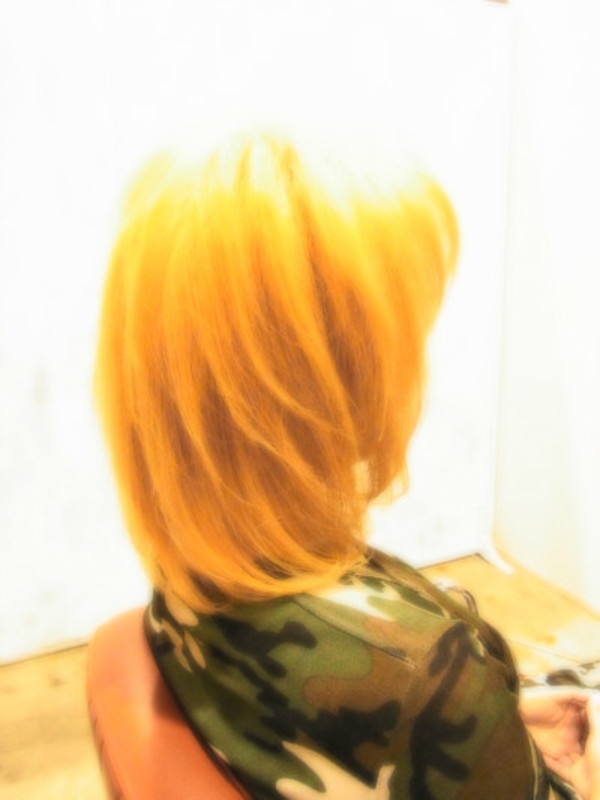スタイリング簡単プレミアムスーパーカット☆☆☆☆☆&セレブミディアムヘアスタイル☆のサムネイル