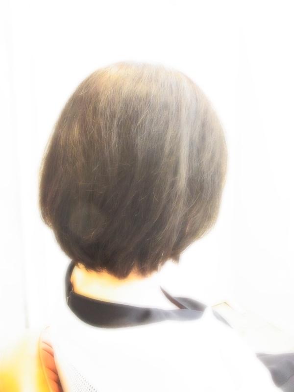 ボンジュール☆フェミニンBOB☆ヘアスタイル☆