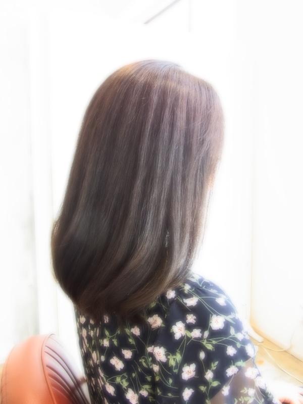 スタイリング簡単プレミアムスーパーカット☆☆☆☆&セミディ☆ヘアスタイル☆のサムネイル