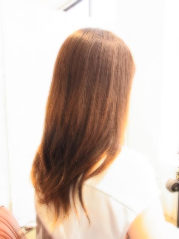 スタイリング簡単プレミアムスーパーカット☆☆☆☆☆&ロング☆ヘアスタイル☆のサムネイル