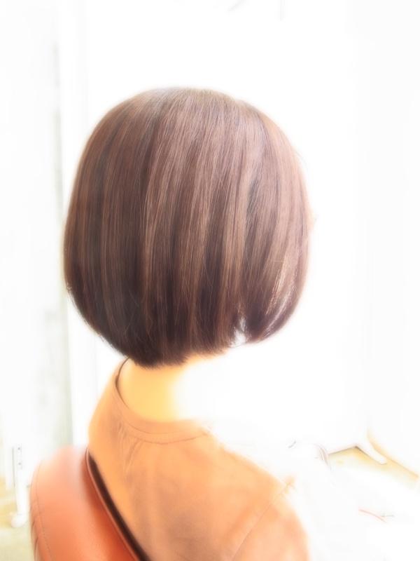 スタイリング簡単プレミアムスーパーカット☆☆☆☆☆&フェミニンBOBヘアスタイル☆のサムネイル