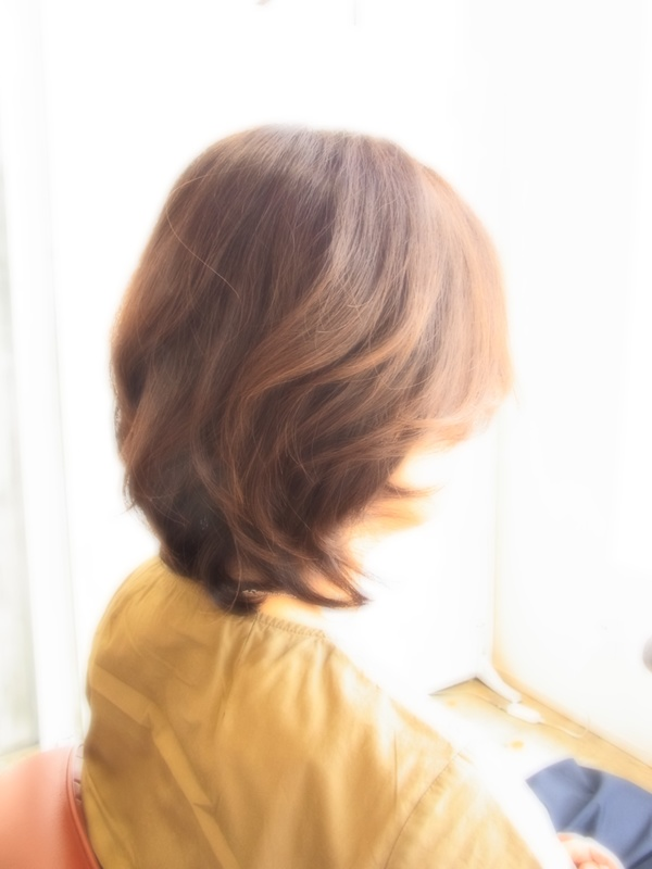 スタイリング簡単プレミアムスーパーカット☆☆☆☆☆&ミディアム☆ヘアスタイル☆のサムネイル