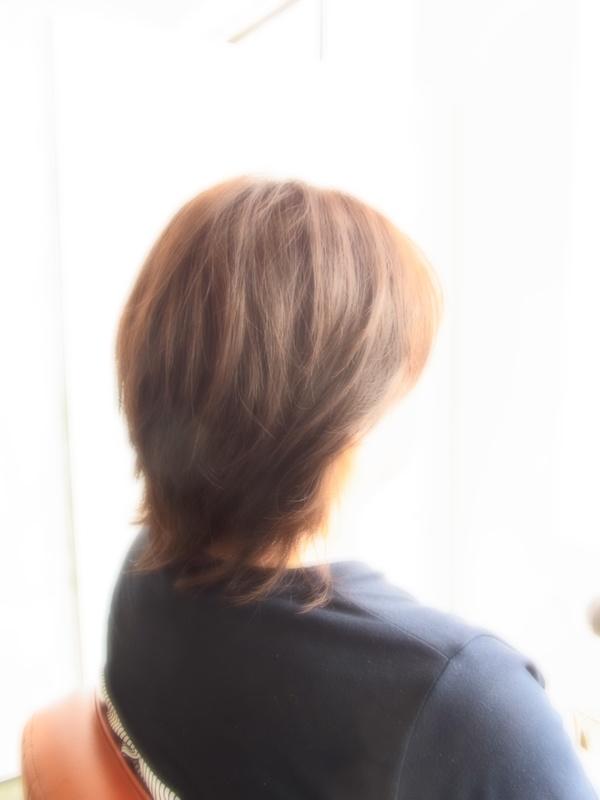 ボンジュール!ニュアンスミディアム☆ヘアスタイル☆