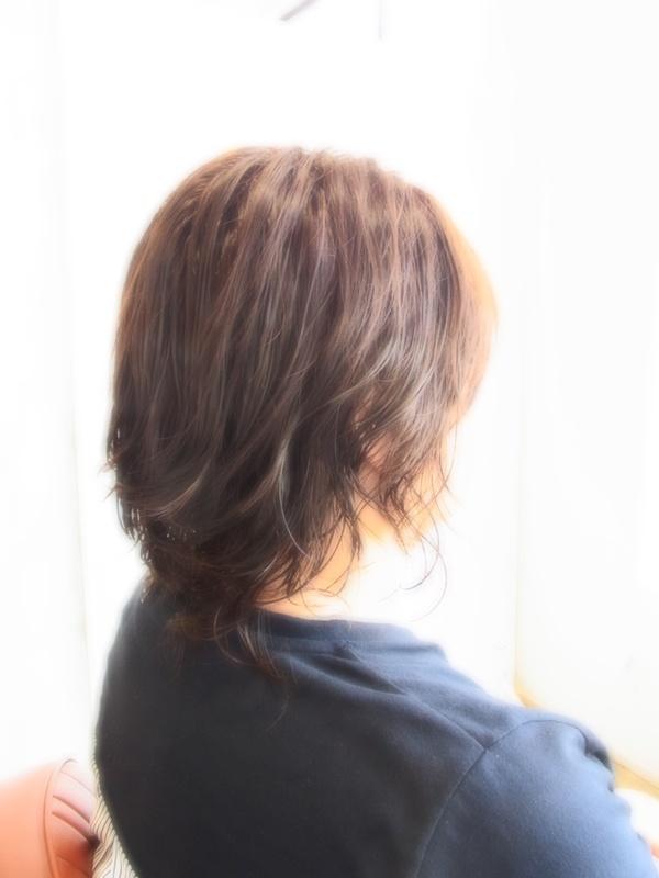 ボンジュール☆ニュアンスパーマヘアスタイル☆