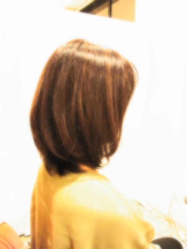 ボンジュール!カジュアルミディアム☆ヘアスタイル☆