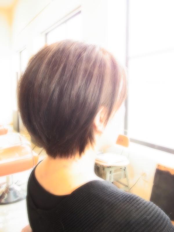 ボンジュール!フェミカジュアルショート☆ヘアスタイル☆