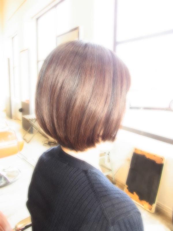 スタイリング簡単プレミアムスーパーカット☆☆☆☆☆&BOB☆ヘアスタイル☆のサムネイル