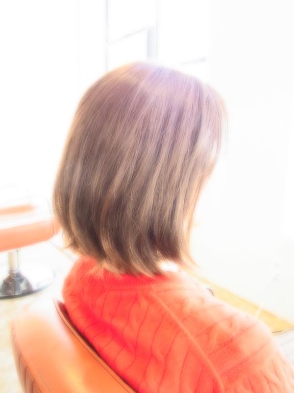 スタイリング簡単プレミアムスーパーカット☆☆☆☆☆&外ハネBOB☆ヘアスタイル☆のサムネイル