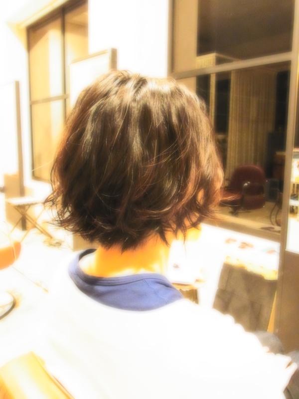 ボンジュール!フェミカジュアルパーマ☆BOB☆ヘアスタイル☆