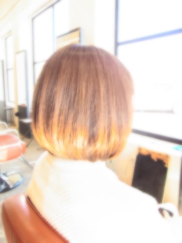 スタイリング簡単プレミアムスーパーカット☆☆☆☆☆&ミディアムBOB☆ヘアスタイル☆のサムネイル