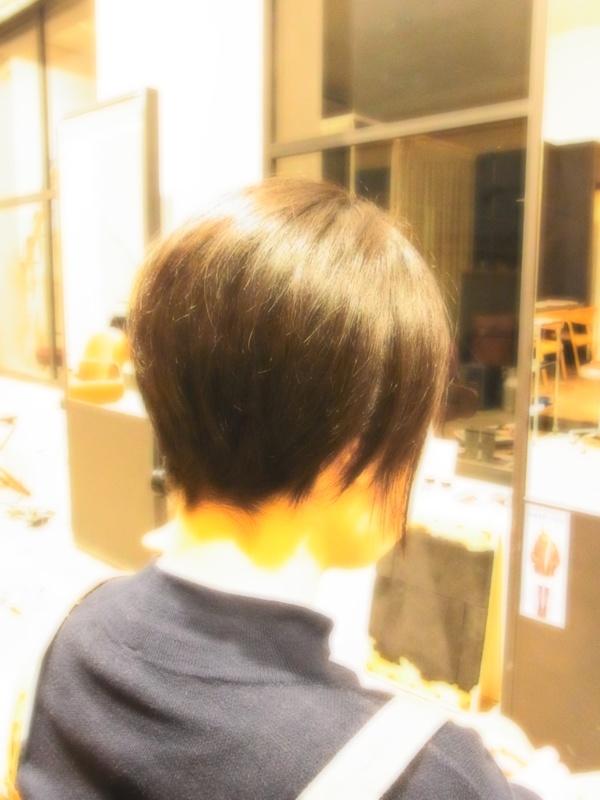 スタイリング簡単プレミアムスーパーカット☆☆☆☆☆&前下がりSHORT☆ヘアスタイル☆のサムネイル