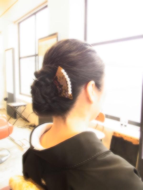 上品UP☆☆☆☆☆ヘアアレンジ☆のサムネイル