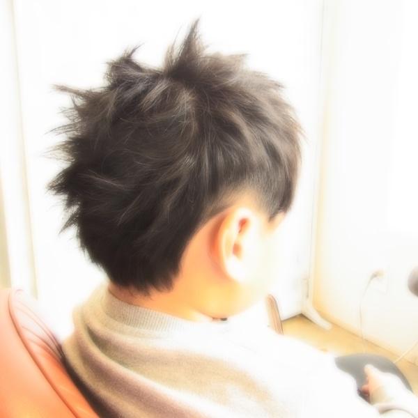 スタイリング簡単プレミアムスーパーカット☆☆☆☆☆&キッズショート☆ヘアスタイル☆