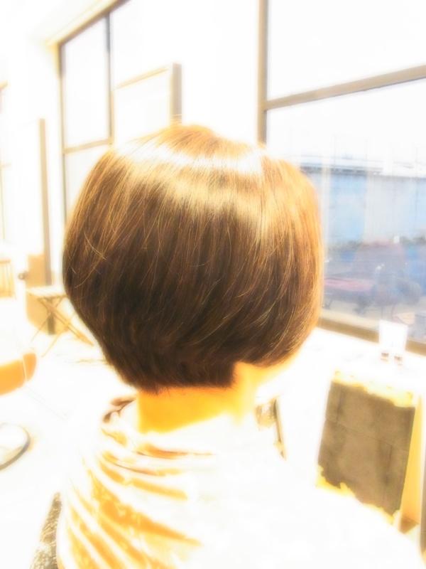 ボンジュール☆フェミカジュアルSHORT☆ヘアスタイル☆