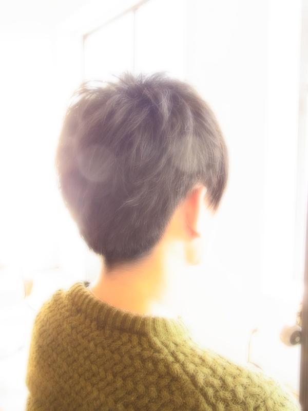 スタイリング簡単プレミアムスーパーカット☆☆☆☆☆&men'sShort☆ヘアスタイル☆のサムネイル