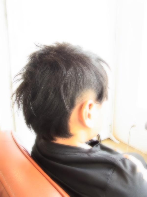 スタイリング簡単プレミアムスーパーカット☆☆☆☆☆&キッズショート☆ヘアスタイル☆のサムネイル