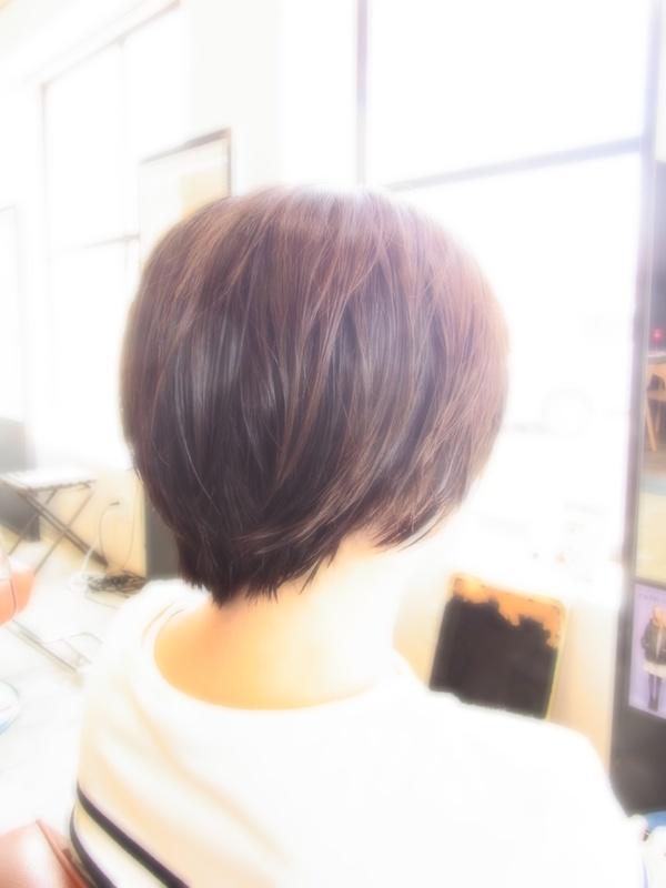 スタイリング簡単プレミアムスーパーカット☆☆☆☆☆&SHORT☆ヘアスタイル☆のサムネイル