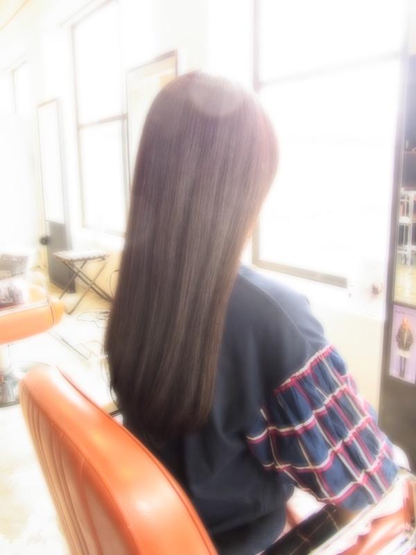 ボンジュール☆フェミカジュアルLONG☆ヘアスタイル☆