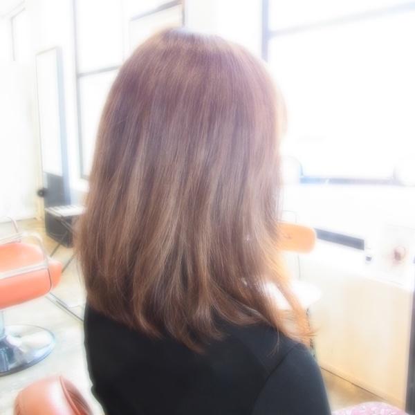 スタイリング簡単プレミアムスーパーカット☆☆☆☆☆&SEMIDI☆ヘアスタイル☆
