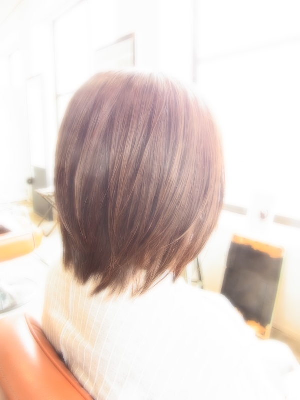 ボンジュール!フェミカジュアルミディアム☆ヘアスタイル☆