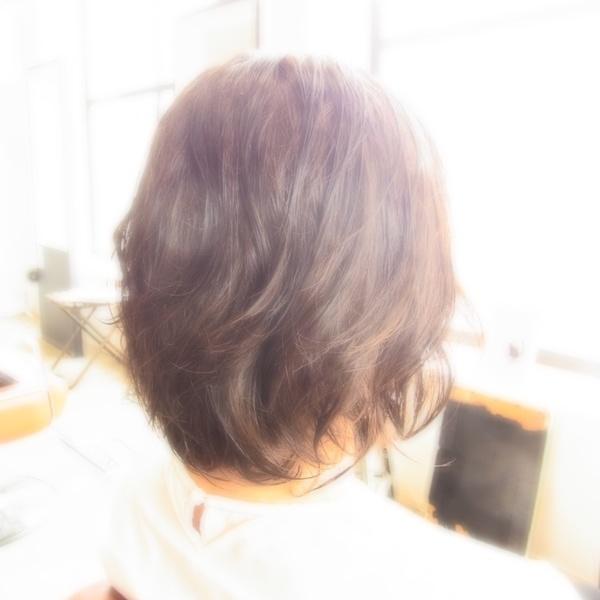 スタイリング簡単プレミアムスーパーカット☆☆☆☆☆&ミディアムBOB☆ヘアスタイル☆