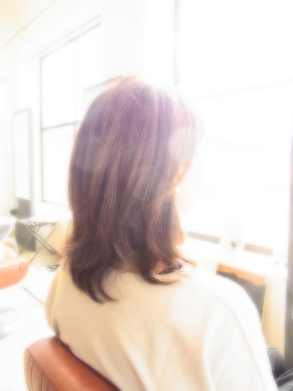 ボンジュール!フェミカジュアルSEMIDI☆ヘアスタイル☆